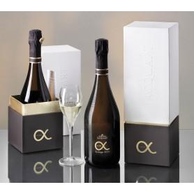 Champagne Jacquart cuvée Alpha 2005