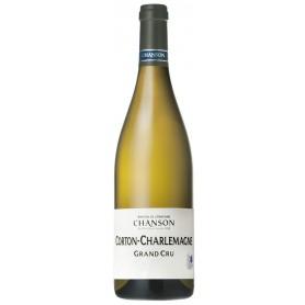 Corton-Charlemagne Grand Cru Domaine Chanson 2007