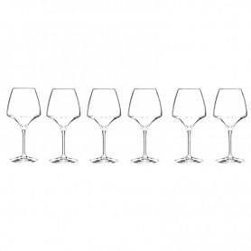 Set de 6 verres à vin de CHEF ET SOMMELIER