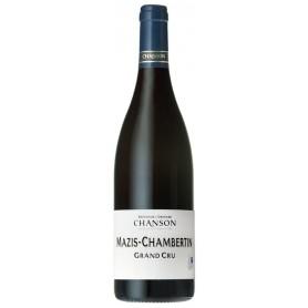 Mazis Chambertin Bourgogne rouge, maison Chanson 2004