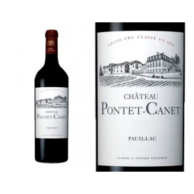 Pauillac Chateau PONTET CANET 2011