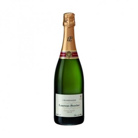 Champagne en Coffret Laurent Perrier + 2 flûtes