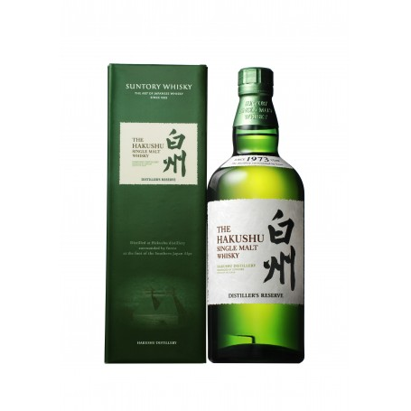 Whisky Japonais HAKUSHU Distiller's Reserve
