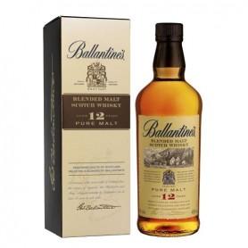 Ballantine's 12 ans sous étui
