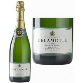 Demi bouteille de Champagne Delamotte Blanc de Blancs