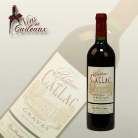Demi Bouteille Chateau de Callac 2011