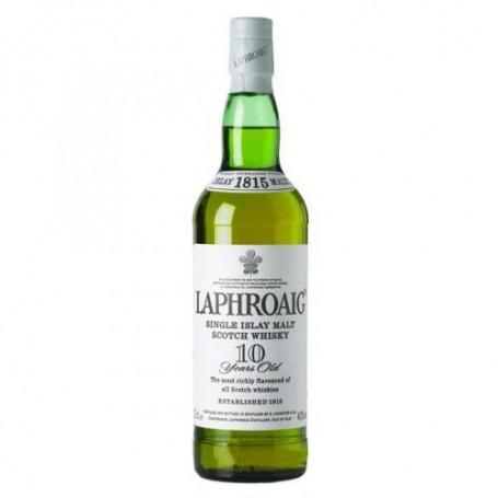 Whisky Ecossais LAPHROAIG 10 ans d'âge