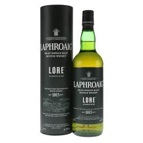 Whisky Ecossais LAPHROAIG LORE
