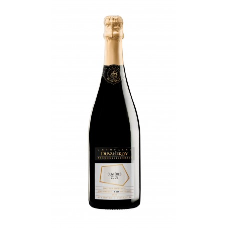 Champagne Duval-Leroy cuvée Cumières 2005