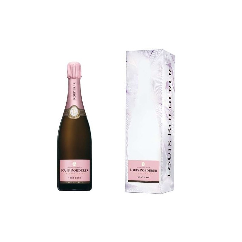 Champagne L Roederer Rosé millésimé 2009