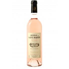 Côtes de Provence rosé Château de Saint Martin Grande Cuvée réserve 2016