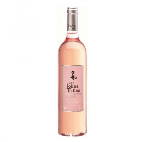 """Côtes de Provence rosé """"Les jolies filles"""" 2016"""
