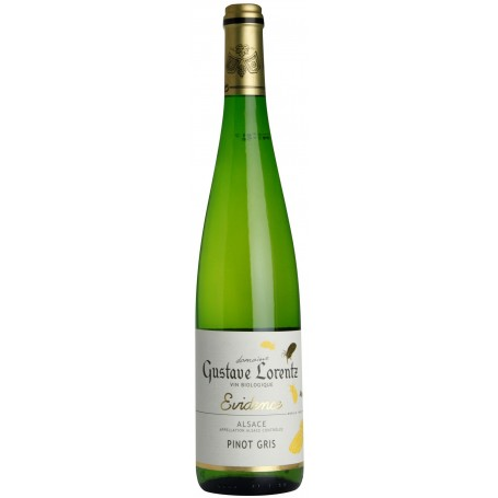 Alsace Pinot Gris cuvée Evidence Bio 2016 Gustave Lorentz