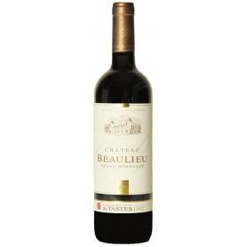 Bordeaux rouge Château Beaulieu 2014