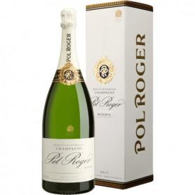 Magnum Champagne Pol Roger Blanc brut
