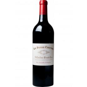 Saint-Emilion Grand Cru Le Petit Cheval 2014 2nd vin Château Cheval Blanc