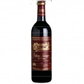 Demi bouteille Bordeaux rouge de Chateau de Lavagnac 2015