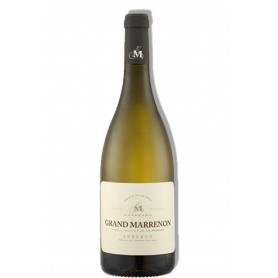 """Luberon blanc cuvée """"Grand Marrenon"""" 2016 Domaine Marrenon"""