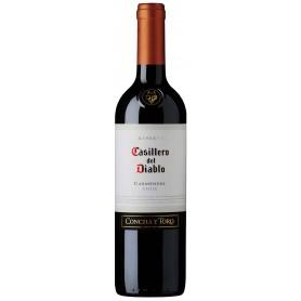 Casillero Del Diablo Carmenère 2016 Vin du Chili