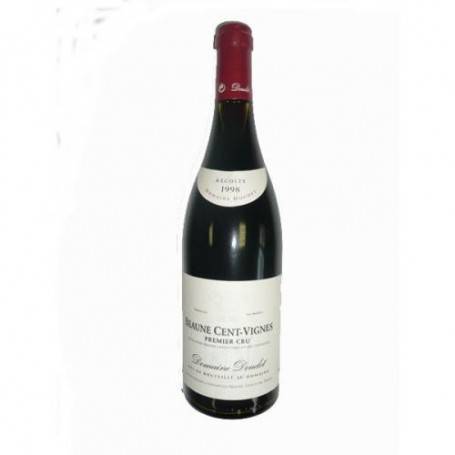 Bourgogne Beaune CENT VIGNES 1er cru 1998 Doudet Naudin