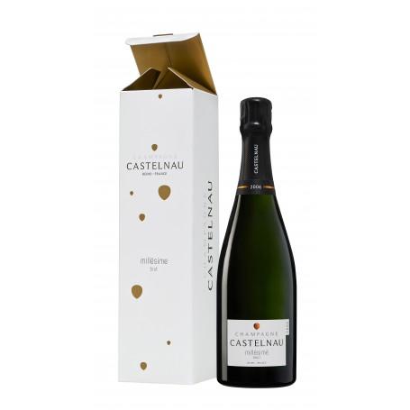 Champagne Castelnau Millésimé 2006