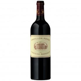 Margaux Pavillon rouge du Château Margaux 2015. 2nd vin du Château