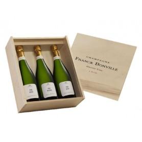 Champagne Franck Bonville Cuvées Purs Terroirs