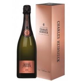Champagne Charles Heidsieck Rosé Millésime 2005