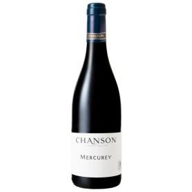 Mercurey rouge 2017 Domaine Chanson
