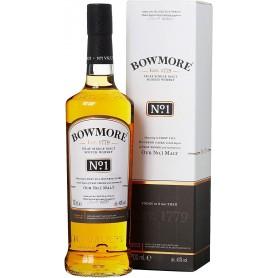 Whisky Bowmore N°1