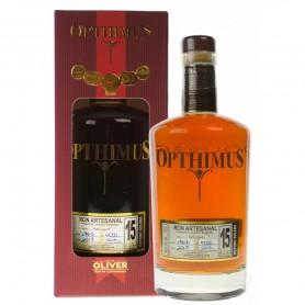 Rhum Opthimus 15 ANS Solera