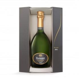 Champagne Ruinart Millésimé 2011 sous coffret