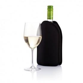 Housse rafraichissante pour bouteille de vin