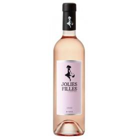 IGP Méditerranée rosé Jolies Filles Classique 2020 Domaine Aegerter