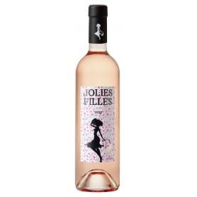 IGP Méditerranée rosé Jolies Filles Liberty 2020 Domaine Aegerter