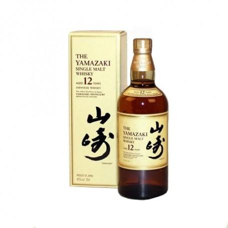 Whisky Japonais YAMAZAKI 12 ans