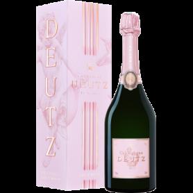 Champagne Deutz Rosé brut sans étui