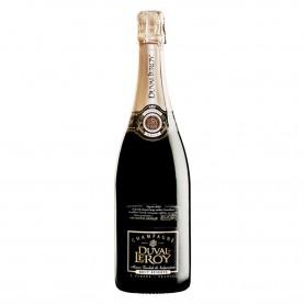 Champagne Duval-Leroy Brut sous étui