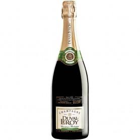 Champagne Duval-Leroy Blanc brut Bio sans étui