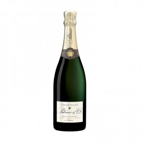 Champagne Palmer brut sans étui