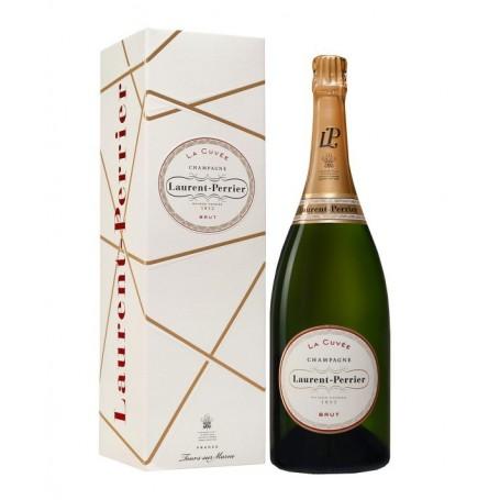 Magnum Champagne Laurent-Perrier blanc La Cuvée brut