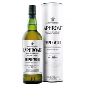 Whisky Ecossais LAPHROAIG Triple Wood