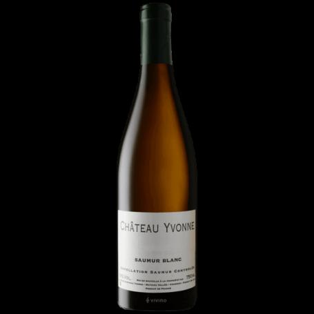 Saumur blanc Château Yvonne 2018