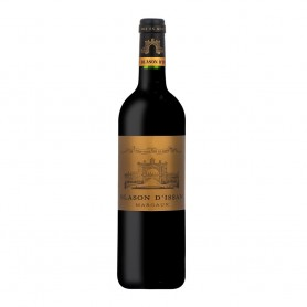 Margaux Chateau D'Issan rouge 1996
