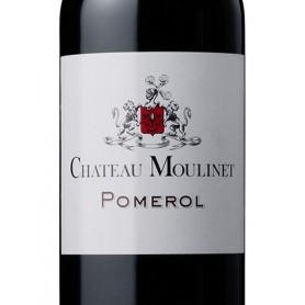 Pomerol Château Moulinet 1989