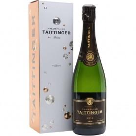 Champagne Taittinger Cuvée Brut Millésimé 2012