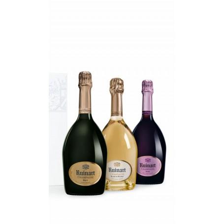 COLLECTION DE Champagnes RUINART