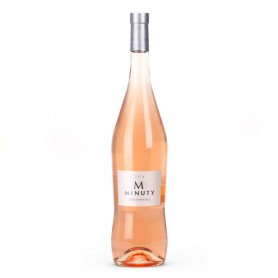 "Magnum Provence rosé Magnumcuvée ""M"" 2015 Minuty"