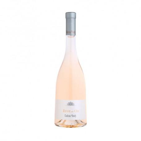Côtes de Provence cuvée Rosé et Or 2017 Minuty