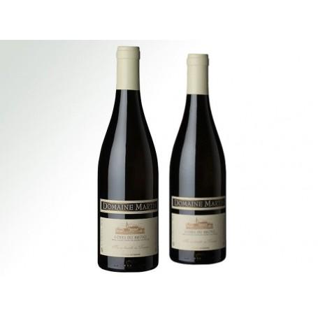 Côtes du Rhône rouge 2018 Domaine Martin